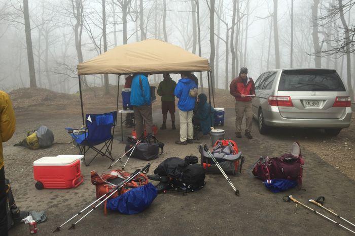 Days Four to Five: Zero and Trail Magic