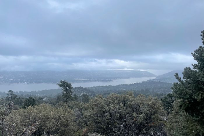 Big Bear Lake -> Wrightwood