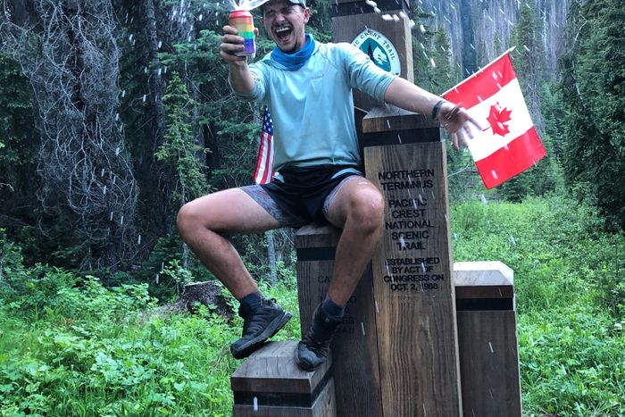 Dash to Canada and back