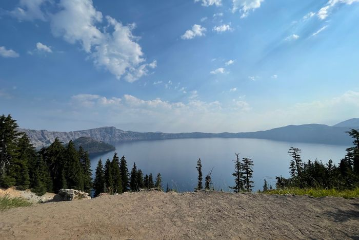 Day 101 - Crater Lake
