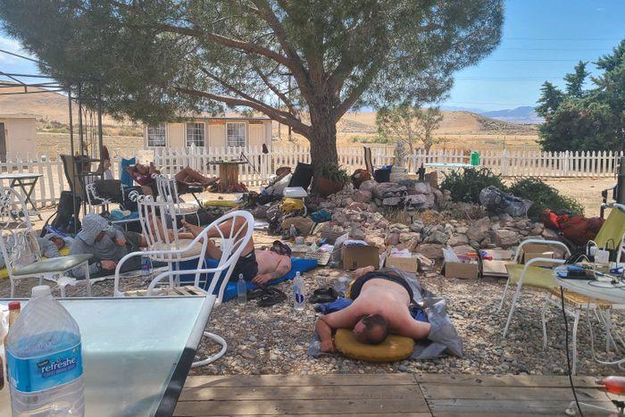 PCT Update 2: The Desert in Summary
